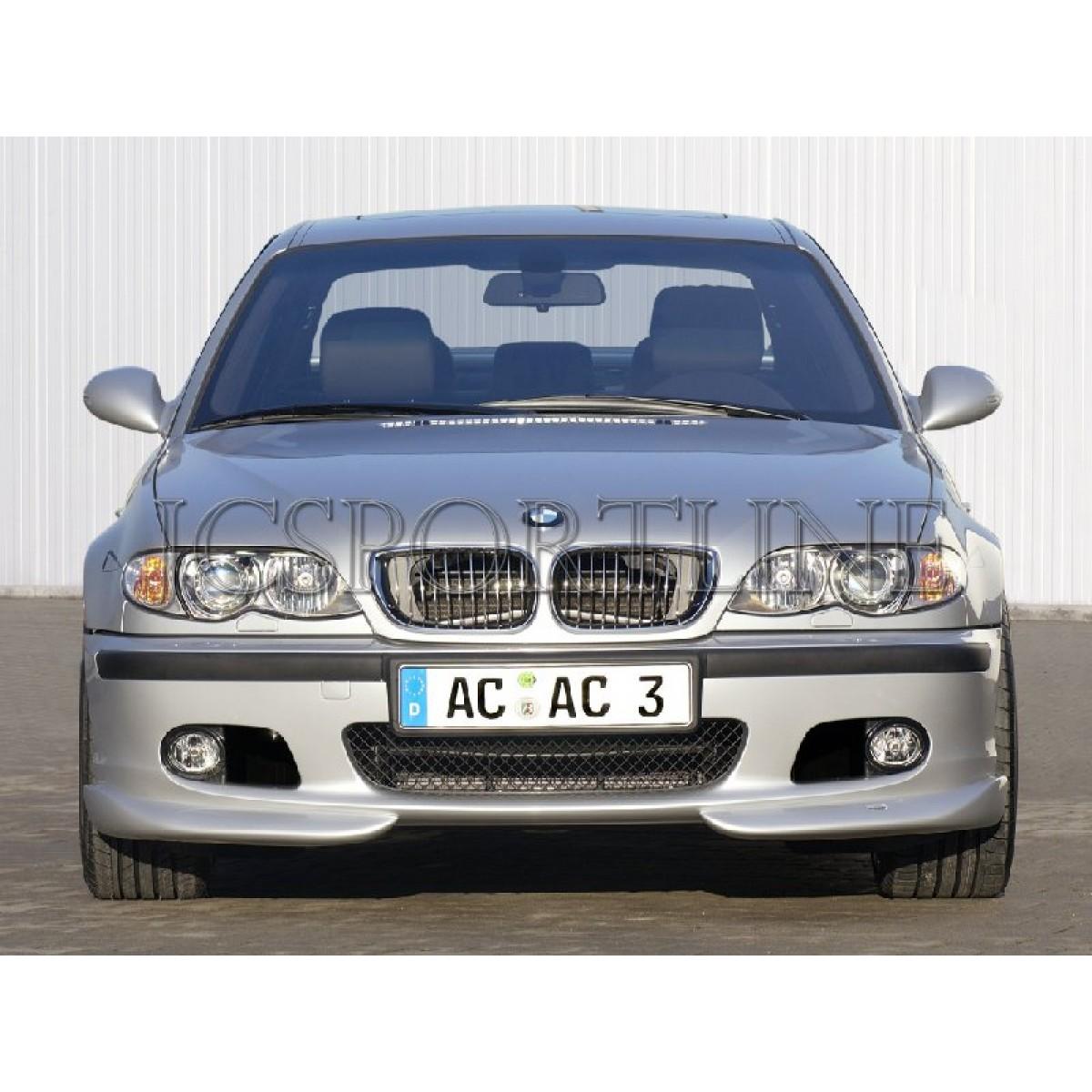 Боковые зеркала заднего вида AC Schnitzer для BMW E46 (БМВ