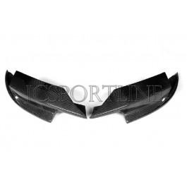 Клыки переднего бампера RKP карбон - BMW M5 F10