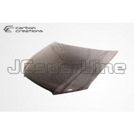 Капот OEM карбоновый - Audi A3 8P