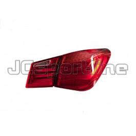 Светодиодные LED фонари BMW style - Chevrolet Cruze