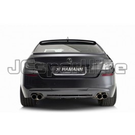 Диффузор Hamann карбон - BMW F10 / F11 M Sport Package