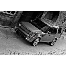 Обвес Kahn Design - Land Rover Discovery 4