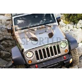 Капот 10th Anniversary - Jeep Wrangler (JK)