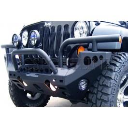 Бампер силовой Aries - Jeep Wrangler (JK)