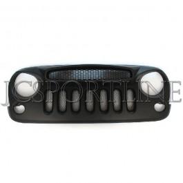 Решетка радиатора Ghost Style - Jeep Wrangler (JK)