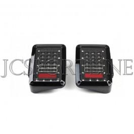 LED фонари IPCW - Jeep Wrangler (JK)