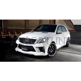 Обвес WALD - Mercedes Benz ML-klasse (W166)