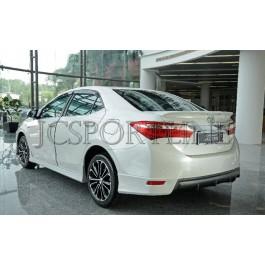 Обвес ESport - Toyota Corolla (E170)