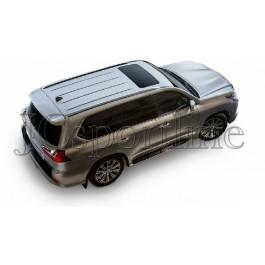 Рейлинги - Lexus LX450d / LX570 (J200) Facelift