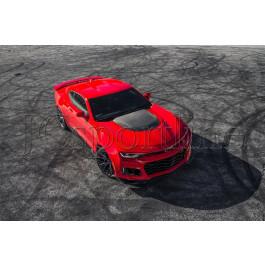 Капот ZL1 карбон - Chevrolet Camaro VI