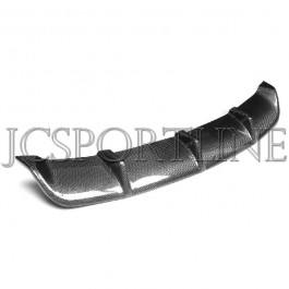 Накладка на диффузор карбон - Mercedes-Benz CLA45 AMG (C117 / X117)