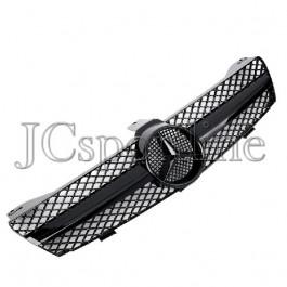 "Решетка радиатора MEC Design ""Full Black"" - Mercedes-Benz CLS (C219)"