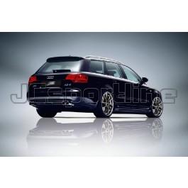 Диффузор ABT - Audi A4 (B7)