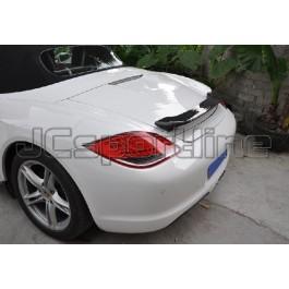 Спойлер карбоновый TechArt - Porsche Cayman (987)
