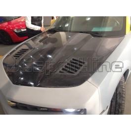 Капот Tjin Edition карбон - Chevrolet Camaro V