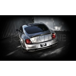 Спойлер Technocraft карбон - Continental GT / GTC