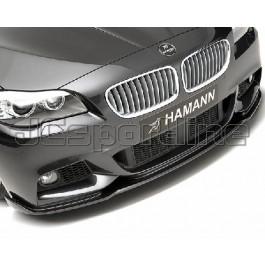 Передняя губа Hamann карбон - BMW F10 / F11 M Sport Package