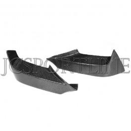 Клыки переднего бампера RKP карбон - BMW F06 / F12 / F13 M Sport Package
