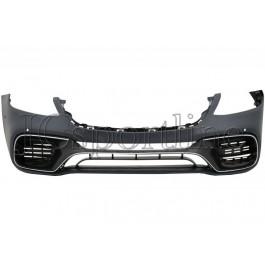Обвес S63 AMG - Mercedes-Benz S (W222 / V222) Facelift