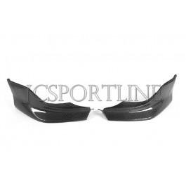 Сплиттер 3D Design карбон - BMW E60 M Sport Package
