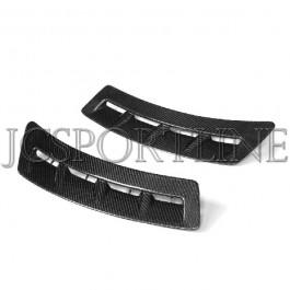 Воздухозаборники передних крыльев карбон - Infiniti FX35 / FX37 / FX50 / QX70 (S51)