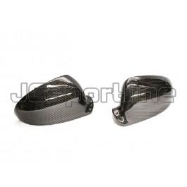 Крышки боковых зеркал карбоновые - Golf 5 / Jetta 5