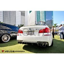 Диффузор Vorsteiner VRS Aero карбон - BMW M5 F10