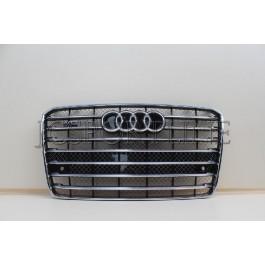 Решетка радиатора W12 - Audi A8 (D4) Facelift