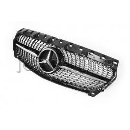 Решетка радиатора Diamond - Mercedes-Benz CLA (C117 / X117)
