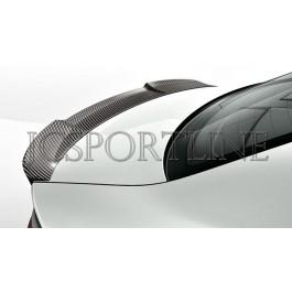 Спойлер OEM карбон - Audi A3 (8V)