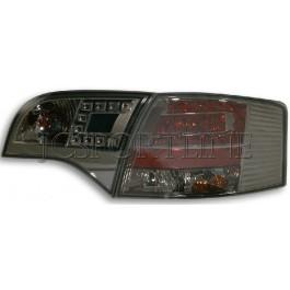 Фонари JOM тонированные - Audi A4 (B7) Avant