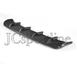 Диффузор Larte Design карбон - Maserati Levante