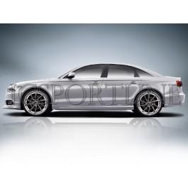 Пороги ABT - Audi A6 (4G/C7)