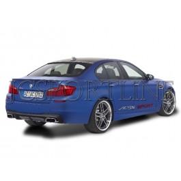 Спойлер на стекло AC Schnitzer карбон - BMW F10