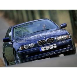 Накладка на передний бампер Alpina B10 - BMW E39 LCI