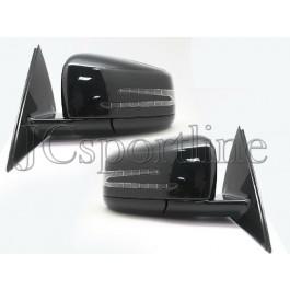 Боковые зеркала - Mercedes-Benz S (W221) Facelift
