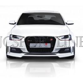 Обвес MS Design - Audi A4 (B8) Facelift