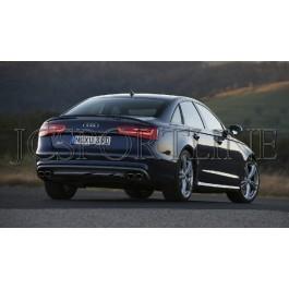 Спойлер S6 карбон - Audi A6 (4G/C7)