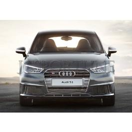 Решетка радиатора S1 хром - Audi A1