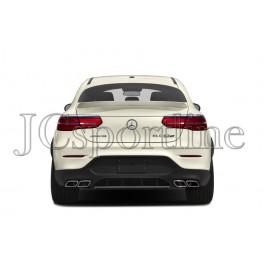 Диффузор GLC63 AMG - Mercedes-Benz GLC (C253)