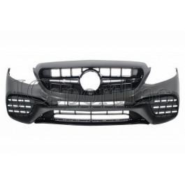 Передний бампер E63s AMG - Mercedes-Benz E (W213 / S213)