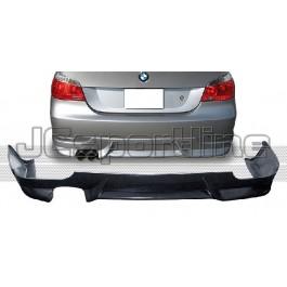 Накладка заднего бампера AC Schnitzer - BMW E60