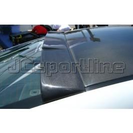 Спойлер на стекло Hamann карбон - BMW E63