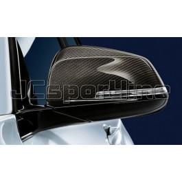 Накладки на боковые зеркала карбоновые - BMW F20 / F21 / F22 / F23 / F30 / F32 / F33 / F34 / F36