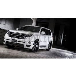Обвес MzSpeed Luv Line - Toyota Land Cruiser Prado 150