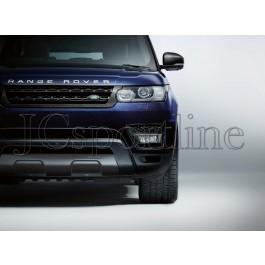 Решетка радиатора Carbon Fibre - Range Rover Sport (L494)