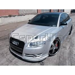Накладка переднего бампера ABT - Audi A4 (B7)