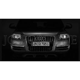 LED Дневные ходовые огни DRL ДХО - Audi Q7 (4L)