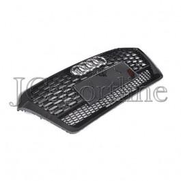 Решетка радиатора RSQ5 (черная) - Audi Q5 (FY)
