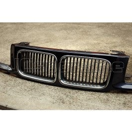 Решетка радиатора (ноздри) - BMW E36 дорестайл